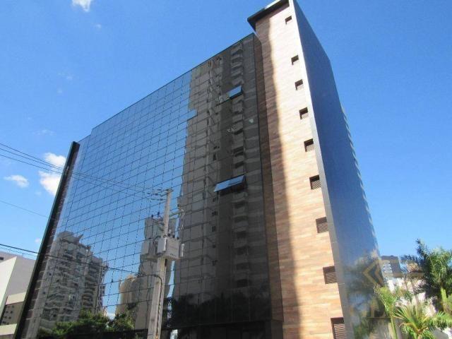 Edifício Geneve, Gleba Palhano, Londrina, 40m² SA0089