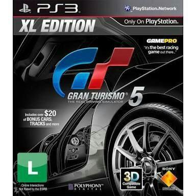 Fifa 14, Fifa 15 e Gran Turismo 5 ps3