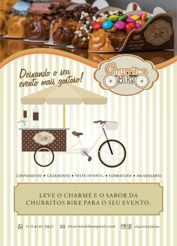 Food Bike de Churros