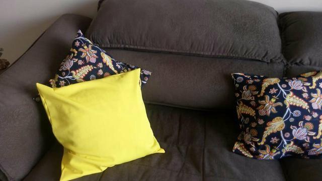 Almofadas para decora seu sofá