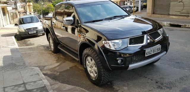 Triton hpe diesel . 2 dono sem detalhes . p/ pessoas exigentes . aceito troca - Foto 2