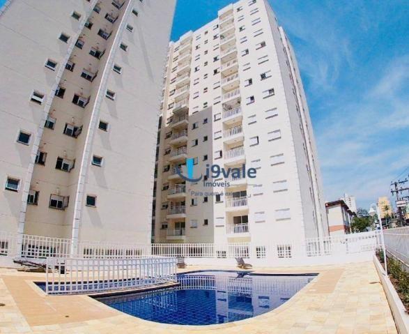 Apartamento com 2 dormitórios à venda, 63 m² por r$ 186.000 - jardim américa - são josé do - Foto 2