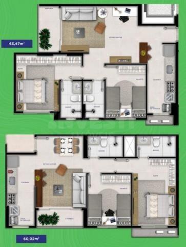 Apartamento à venda com 2 dormitórios em Serrinha, Goiânia cod:620871 - Foto 15