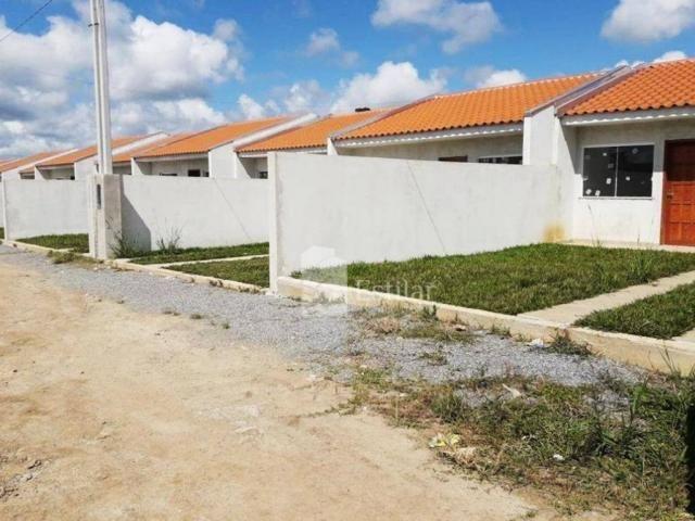 Casa 02 quartos no campo largo da roseira, são josé dos pinhais - Foto 16
