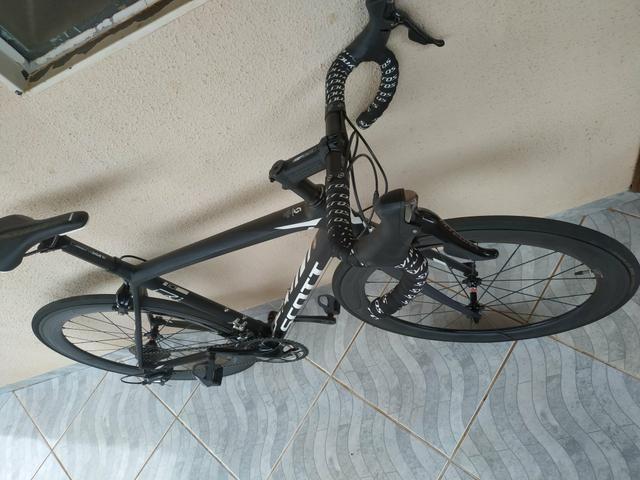 Bike Scott speedy carbon - Foto 4