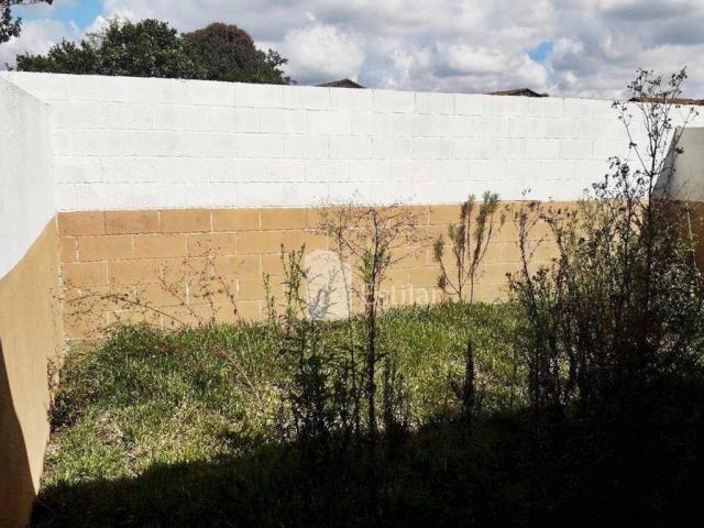 Casa 02 quartos no campo largo da roseira, são josé dos pinhais - Foto 7