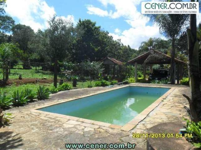 1426/Bela fazenda de 35 ha pertinho de Ouro Branco e com ótima estrutura e belo lago - Foto 19