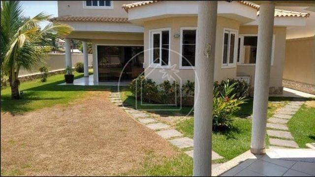 Casa 4 quartos à venda com Área de serviço - Camboinhas 230dba6f854