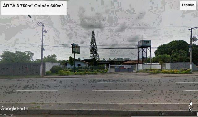 Galpão/depósito/armazém para alugar com 0 dormitórios cod:60082057 - Foto 3