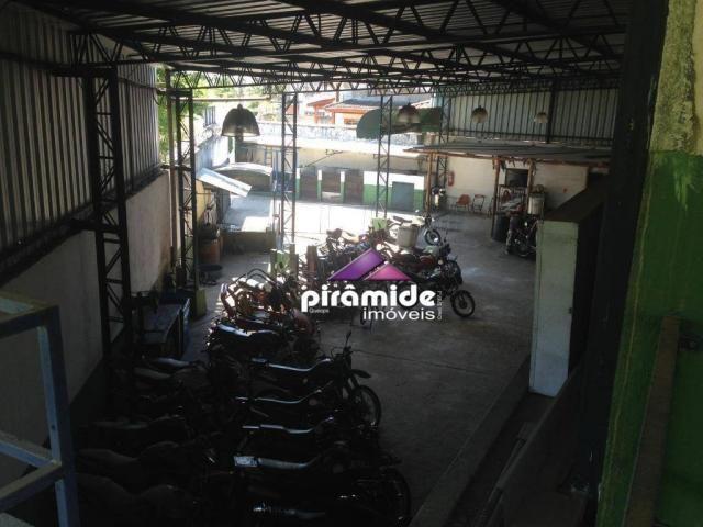 Galpão à venda, 400 m² por r$ 1.100.000 - jardim jaqueira - caraguatatuba/sp - Foto 19