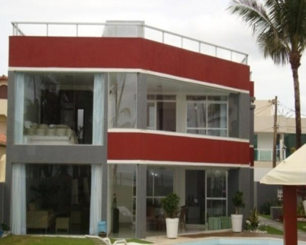 Casa para alugar com 4 dormitórios em Vilas do atlântico, Lauro de freitas cod:JS180 - Foto 6