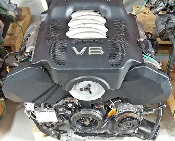Motor Com Câmbio Audi A6 2.8 Com Garantia E Nota - Foto 3
