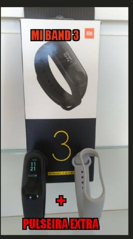 Relógio mi band 3 smart watch