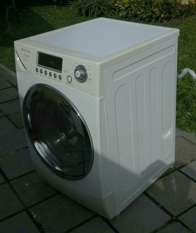 Lava e seca Electrolux 10,5 kg com Garantia LSE11