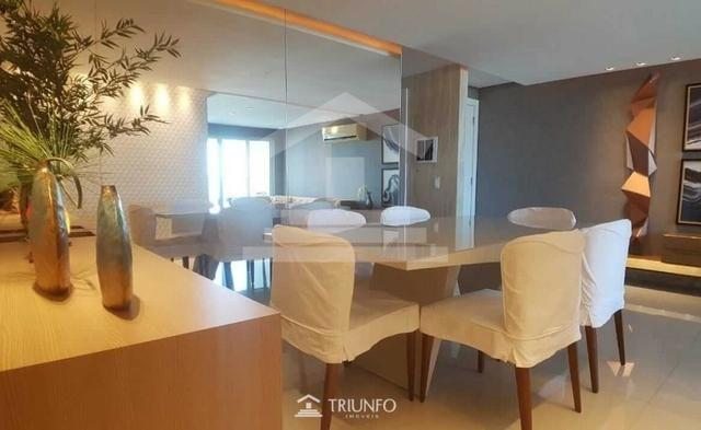 (EXR) Melhor localização do Cocó - Apartamento à venda de 120m², 3 suítes, 3 vagas, DCE - Foto 3