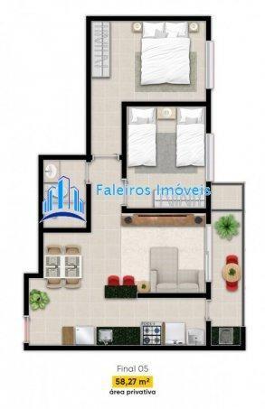 Apartamento 2 dormitórios e Sacada Jardim Paulista - Apartamento em Lançamentos ... - Foto 13