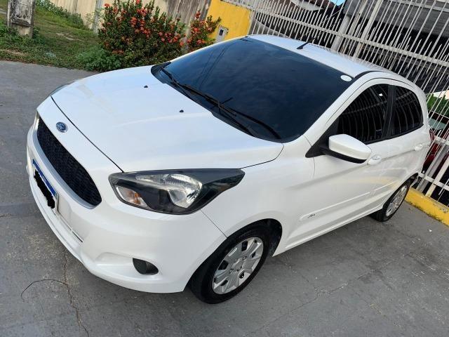 Ford ka 2015 comandos no volante 5mil de entrada