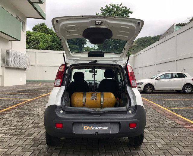 Fiat Uno Furgão 1.0 Flex- Muito Novinha - Entrada + parcelas em até 60 Meses - Foto 11