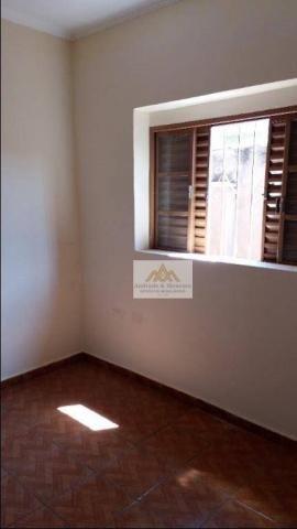 Casa com 2 dormitórios para alugar, 75 m² por R$ 880/mês - Vila Virgínia - Ribeirão Preto/ - Foto 10
