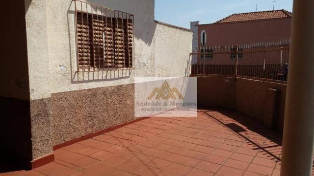 Casa com 2 dormitórios para alugar, 75 m² por R$ 880/mês - Vila Virgínia - Ribeirão Preto/ - Foto 4