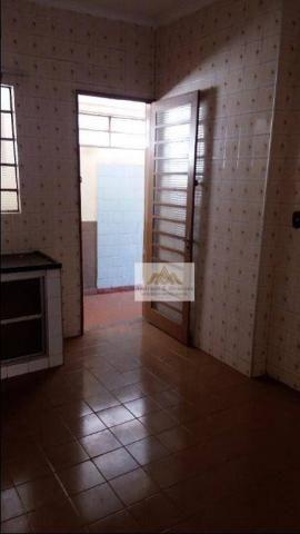Casa com 2 dormitórios para alugar, 75 m² por R$ 880/mês - Vila Virgínia - Ribeirão Preto/ - Foto 14
