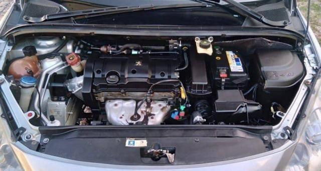307 2008/2009 1.6 PRESENCE 16V FLEX 4P MANUAL - Foto 4