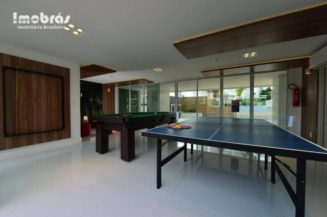 Contemporâneo, apartamento com 3 dormitórios à venda, 144 m² por R$ 1.420.000 - Aldeota -  - Foto 10