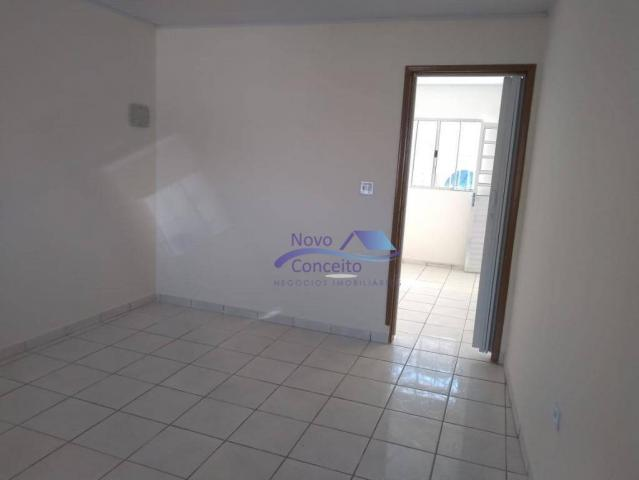 Casa com 2 dormitórios para alugar, 45 m² por R$ 1.500,00/mês - Jardim Novo Carrão - São P - Foto 12