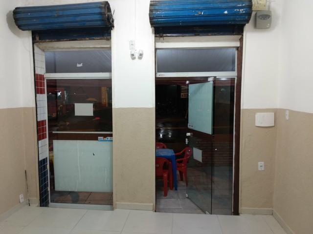 Alugo excelente sala comercial térrea na rua geral da agrônomica - Foto 9