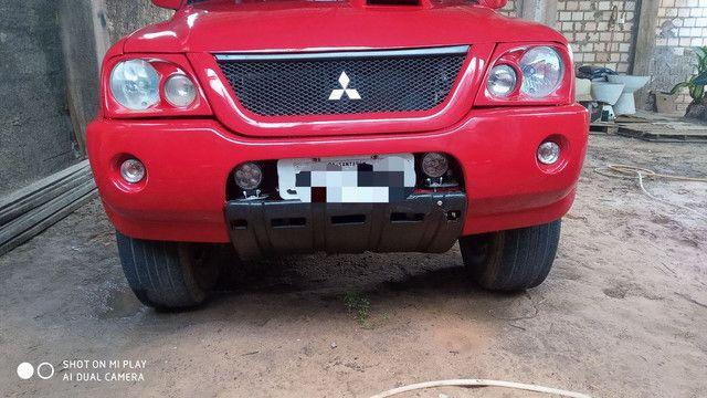 Vende se L200 Sport hpe diesel Automatica - Foto 4