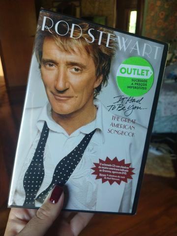 NOVO - DVD Rod Stewart - It Had To Be You