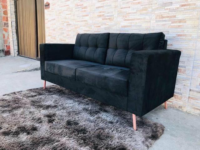 Sofa 3 lugares apartir de 499,00 - Foto 4