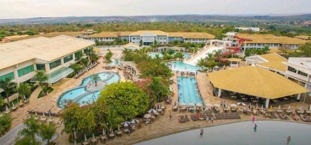 Hotel Lacqua diroma diária a 100 reais p/ 5 pessoas com parque aquático aberto 24h - Foto 3
