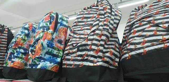 Leiam!!!mochilas em promoção! - Foto 2