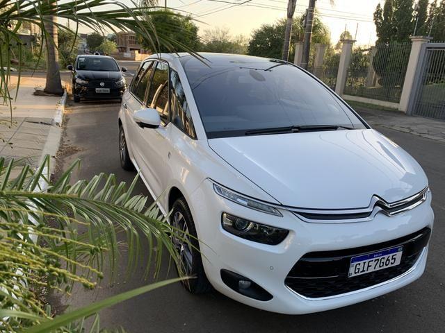Citroën c4 picasso 1.6 thp intensive - Foto 4
