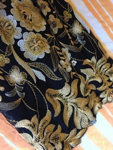 Vestido curto florido - Foto 3