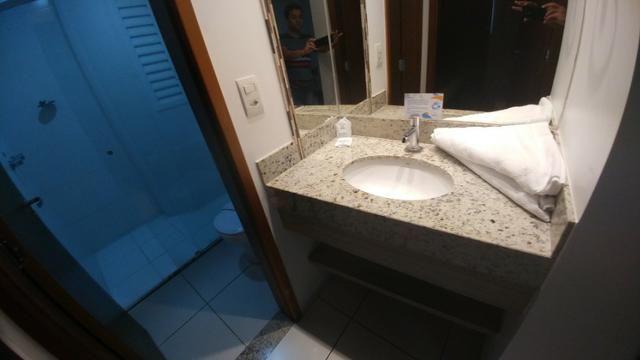 Riviera Park Apartamento com 01 Quarto Setor Turista I, em Caldas Novas GO - Foto 13