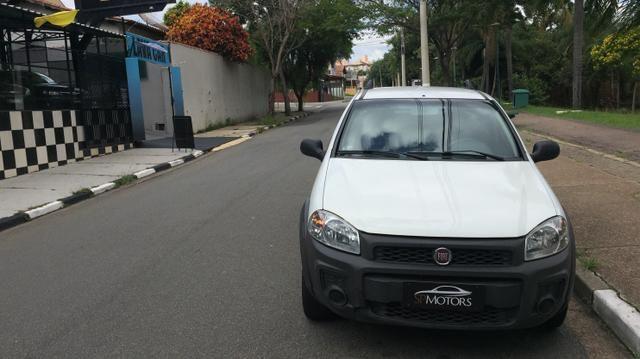 Fiat Strada Branca - Foto 4