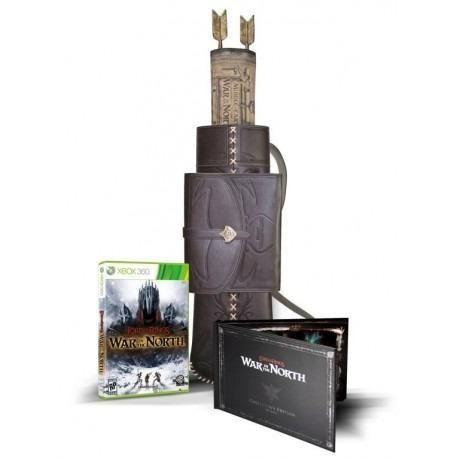 Vendo kit Senhor dos Anéis Jogo e Acessórios para o xbox 360 Novo Lacrado - Foto 2