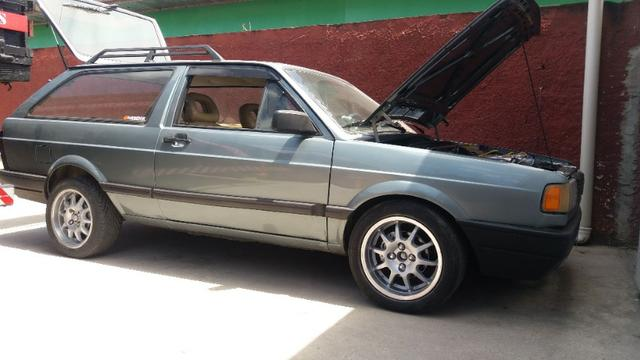 Parati 92 GL turbo Legalizada Pr - 15.000 - Foto 9