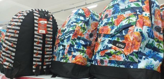 Leiam!!!mochilas em promoção! - Foto 6