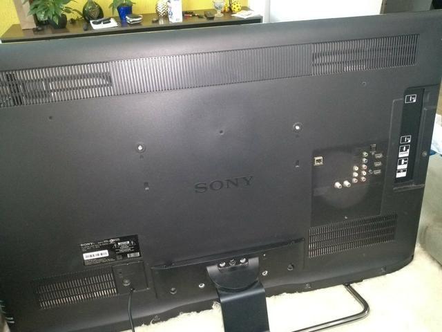 Vendo TV Sony 40 polegadas para retirar peças - Foto 2