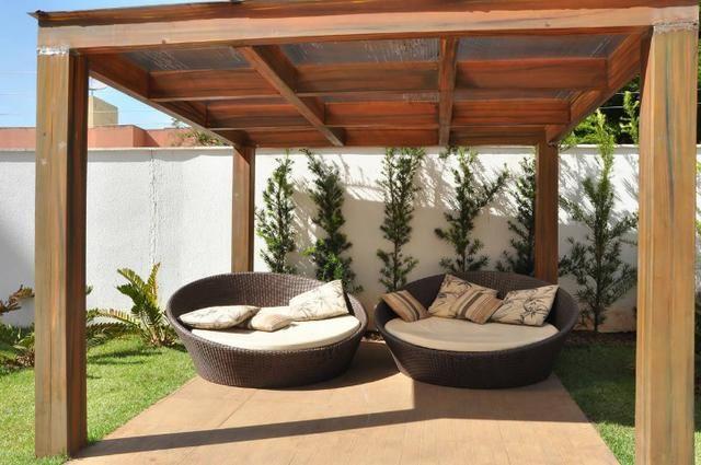 Riviera Park Apartamento com 01 Quarto Setor Turista I, em Caldas Novas GO - Foto 9
