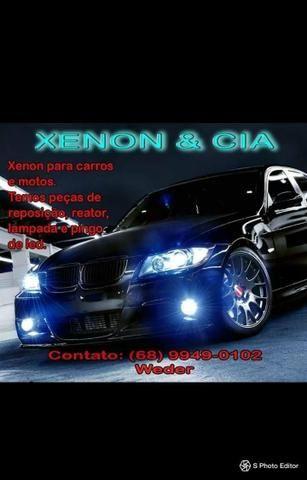 Xenon Leds reator