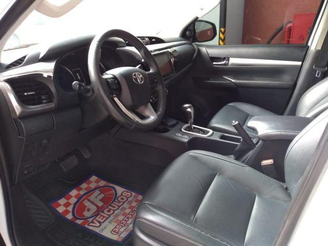 Hilux CD SRV 4x4 2.8 TDI Diesel Aut. - Foto 6