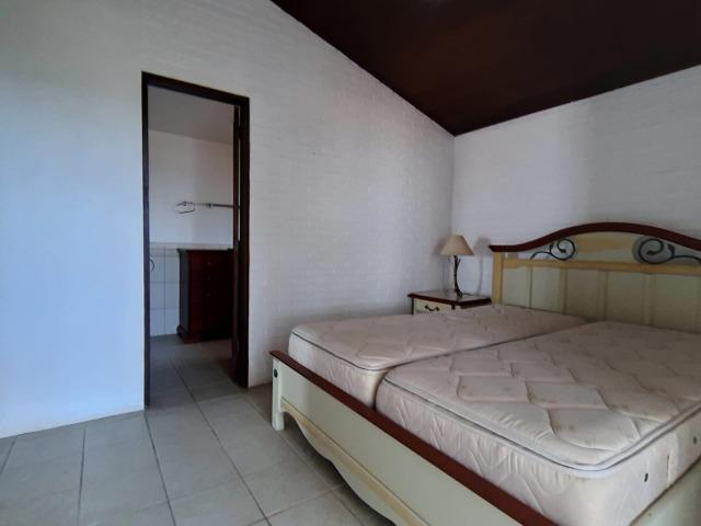 Locação anual. 3 suites, pé na areia!! - Foto 13