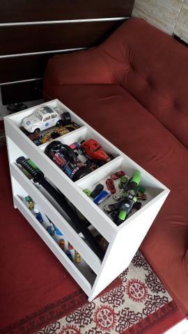Organizadores de brinquedos novos!! - Foto 4