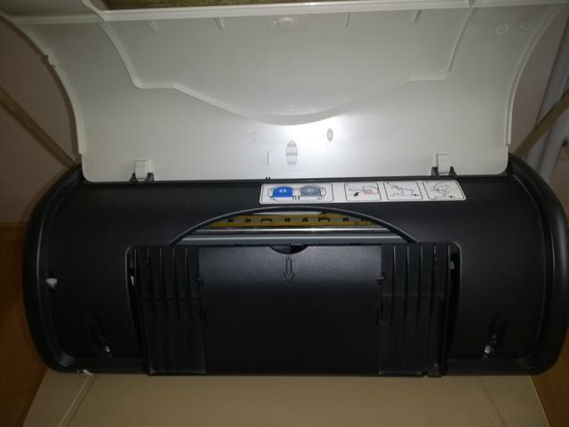 Impressora preta e cinza - Foto 2