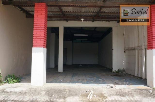 Terreno para alugar, 100 m² por R$ 600/mês - Vila Tavares - Campo Limpo Paulista/SP - Foto 3