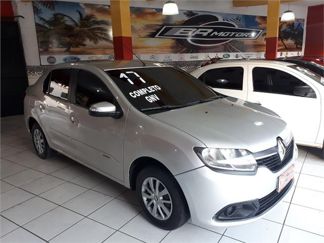 Renault Logan 2017 1.6 Expression 8v flex 4p manual